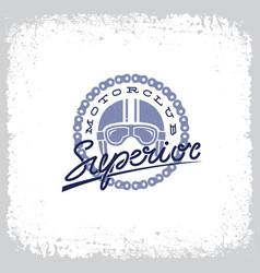 superior label vector image vector image