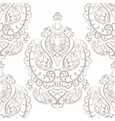 Vintage Empire motif ornament pattern vector image