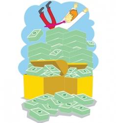 money money vector image vector image