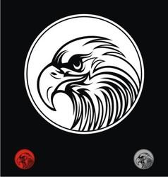 Eagle Bird Mascot vector image vector image