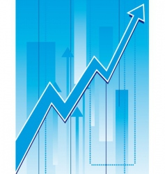 Growth charts vector