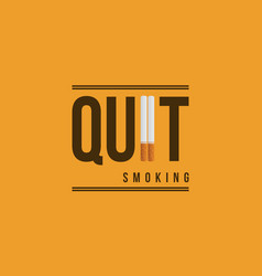 Banner style no tobacco day collection vector