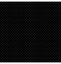 White dots black background vector