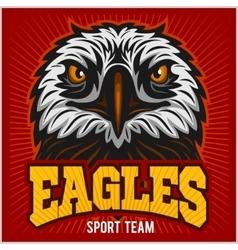 Eagles - sport team vector