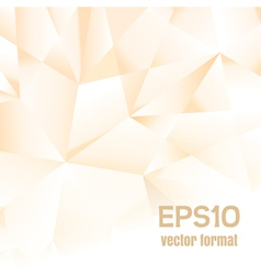 Diamond background vector image vector image
