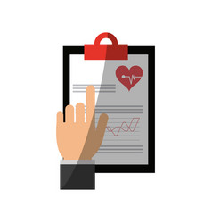 Healthcare icon image vector