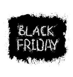 Black friday sale background explosion vector
