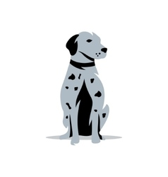 Rhodesian Ridgeback Dog Cartoon vector image