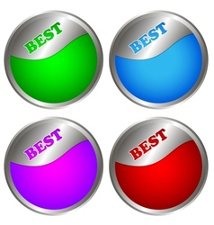 Best labels vector