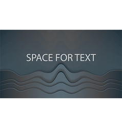 Space for text widescreen vector