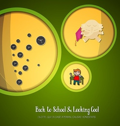 With backtoschool and test vector