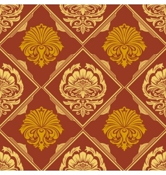 Baroque seamless pattern3 vector