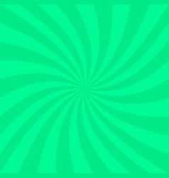 Green abstract spiral background - design from vector