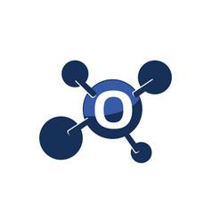 Synergy logo initial o vector