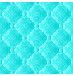 Turquoise pattern vector
