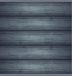 Dark gray wooden planks texture vector