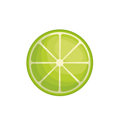 Lemon delicious fruit vector