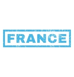 France rubber stamp vector