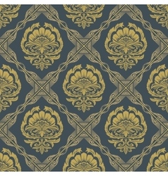 Baroque seamless pattern4 vector