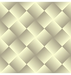 Line shaded geometric seamless pattern vector