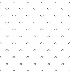abstract seamless pattern grey rhombuses modern vector image vector image