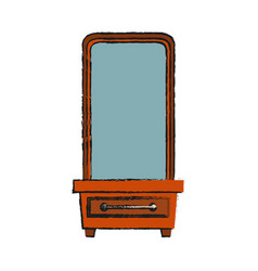 Furniture icon image vector