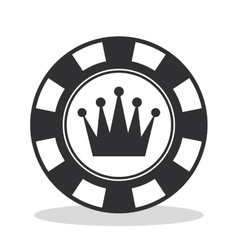 Casino icon design vector