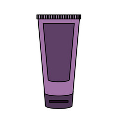 cosmetic package icon image vector image vector image