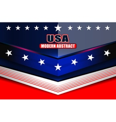 united states backgrounds template vector image vector image