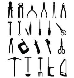 Industrial tools vector
