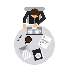 Office design vector