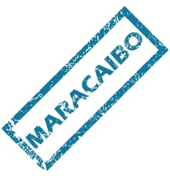 Maracaibo rubber stamp vector