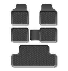Car mats vector