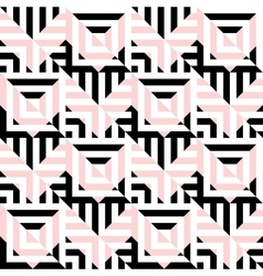 Abstract chevron background vector