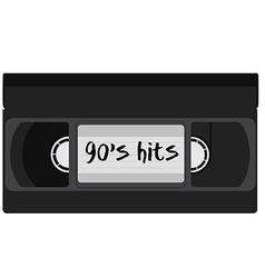 Video cassette vector