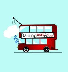 Londonbusmini vector