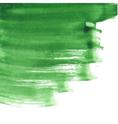 Greenery paint background vector
