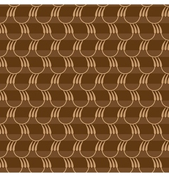 wired fence pattern vector image
