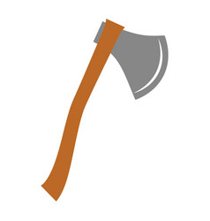 Axe tool cut vector