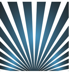 Burst rays background vector