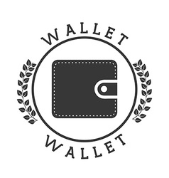 Money pictogram vector