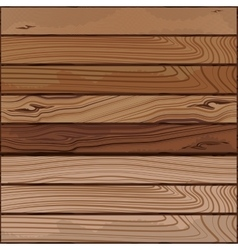 Background boards of different wood vector