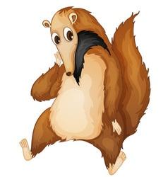 mr anteater vector image