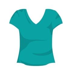 Tshirt icon cloth concept design graphic vector