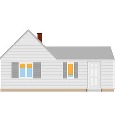New cottage vector