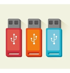 Usb portable device storage vector