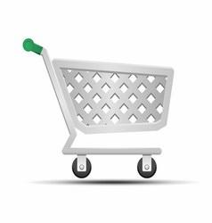 Shopping Cart Stock vector image