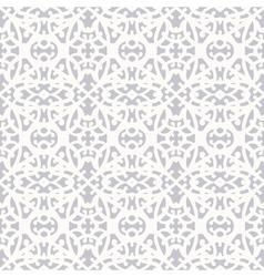 Elegant pattern in art deco style vector image