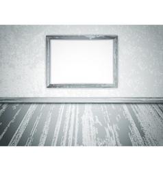 Grey interior vector