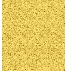 Beige painted wall texture background vector image
